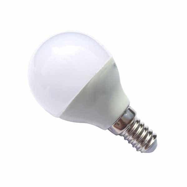 led-zarnica-e14-g45